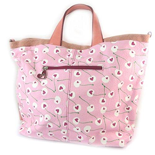 french touch' bolsa 'Agatha Ruiz De La Prada'rosa - amor de las cerezas.