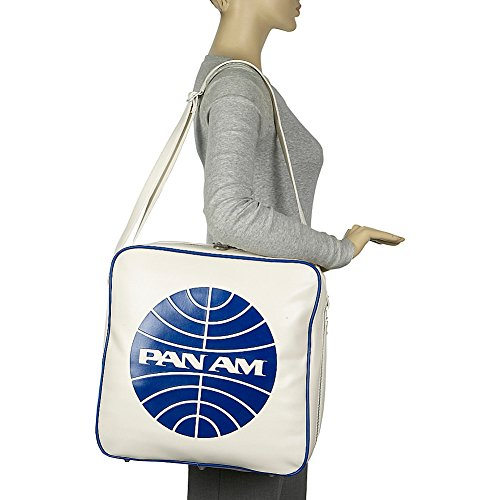Pan Am Original Defiance Shoulder Bag Umhängetasche Taschen Herren