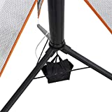 Goalrilla Torch – Portable LED Floodlight with