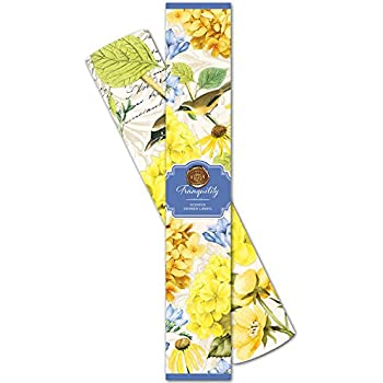 Michel Design Works Scented Drawer Liners, Tranquility