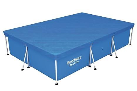 Bestway 58106 Cobertor Invierno para Piscinas, 100x45x115 cm