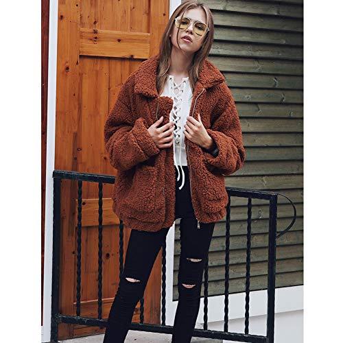Femme Tidecc Tidecc Noir Femme Manteau Café Femme Café Noir Manteau Manteau Tidecc CXwzxqx5