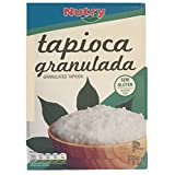 Nutry Tapioca Granulada 225g | Tapioca Granulated 7.9oz (Pack of 01)