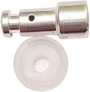 GJS Gourmet Replacement Float Valve and Sealing Ring Compatible with Cuisinart Pressure Cooker Model CPC-600 and CPC-800
