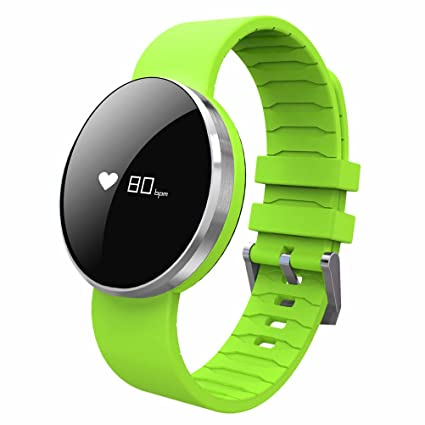 Amazon.com: Keeping Reloj Inteligente Bluetooth Pulsera en ...