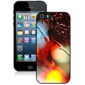 Beautiful Custom Designed Cover Case For iPhone 5s With Glass Water 640x1136 Phone Case