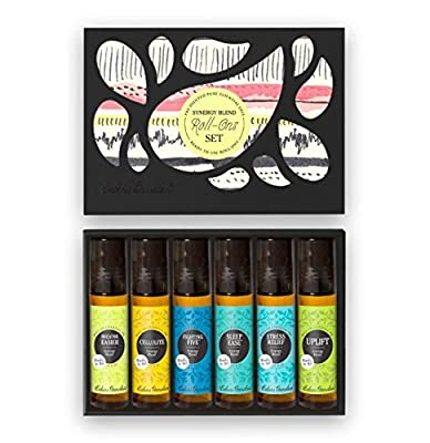 6 Oil Kits by Edens Garden