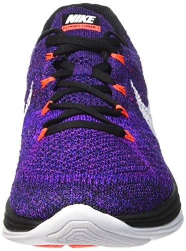 best cheap online NIKE Womens WMNS Flyknit Lunar3 Ghost Green/Black-Pink Foil Fabric Black/White-concord-vivid Purple sale professional outlet exclusive buy cheap big sale manchester great sale online KbXGz