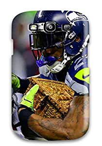 New Seattleeahawks Tpu Case Cover, Anti-scratch JvYFAlX5300cNcDP Phone Case For Galaxy S3