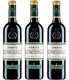 Hacienda Zorita Tempranillo Wine 2014, 75 cl (Case of 3)