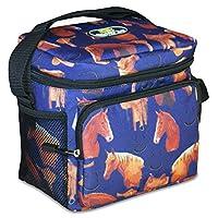 Bolsa de almuerzo para caballos BROAD BAY Caja de almuerzo para amantes de caballos o bolsas para enfriadores de caballos