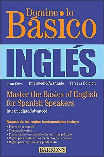 Barrons Mastering Spanish Pdf
