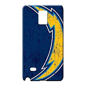samsung note 4 Protection Fashion New Fashion Cases mobile phone carrying shells san diego chargers nfl football