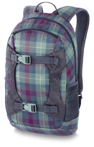 Dakine Girls Alpine Pack, Tartan, Outdoor Stuffs