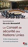 Le Conseil de sécurité des Nations Unies. Entre puissance et toute puissance