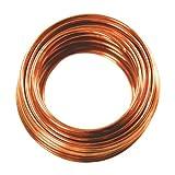 OOK 50160 16 Gauge, 25ft Copper Hobby Wire