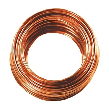 Amazon ook 50160 16 gauge 25ft copper hobby wire 1 home ook 50160 16 gauge 25ft copper hobby wire 1 greentooth Images
