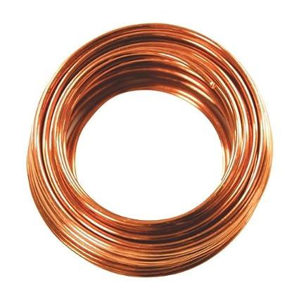 Amazon ook 50160 16 gauge 25ft copper hobby wire 1 home ook 50160 16 gauge 25ft copper hobby wire 1 keyboard keysfo Choice Image