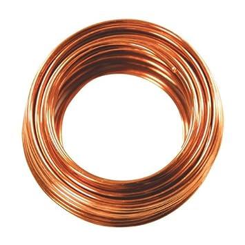 OOK 50160 16 Gauge 25ft Copper Hobby Wire (1)  sc 1 st  Amazon.com : copper wiring - yogabreezes.com