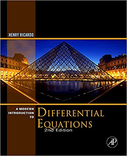 Amazon a modern introduction to differential equations a modern introduction to differential equations second edition 2nd edition fandeluxe Gallery
