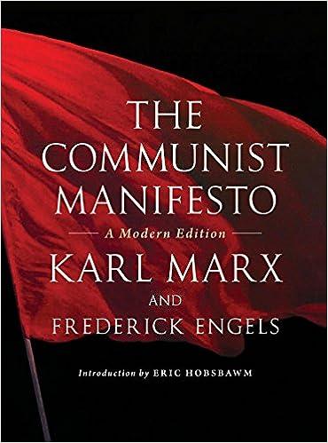 The communist manifesto a modern edition karl marx friedrich the communist manifesto a modern edition karl marx friedrich engels eric hobsbawm 9781859848982 amazon books fandeluxe Images