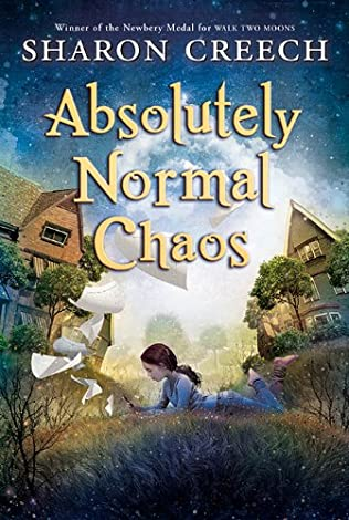 book cover of Absolutely Normal Chaos