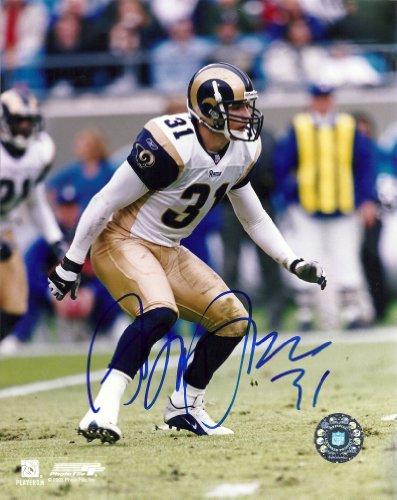 - Adam Archuleta, St Louis Rams, Arizona State, Asu, Signed, Autographed, 8x10 Photo, Coa, Rare Hard Photo to Find