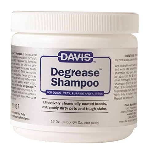 Davis Degrease Pet Shampoo