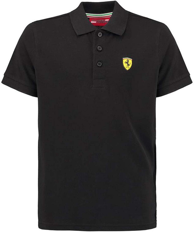 Desconocido Scuderia Ferrari Formula 1 - Polo para niños, Color ...