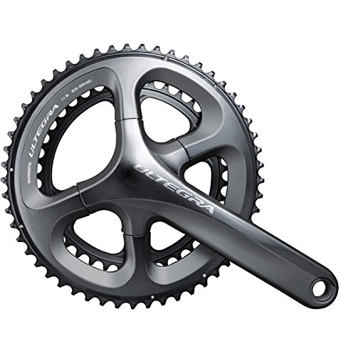 UPC 689228118928, Shimano 6800 Ultegra 11-Speed Crankset, 175mm/50-34T