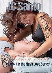 Inevitable Love (Navy Love Series Book 1)
