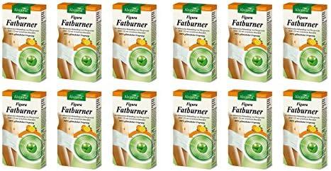 ALSIROYAL ALSITAN Figura Fatburner 12x30 Kapseln (6 Monats-Kur)