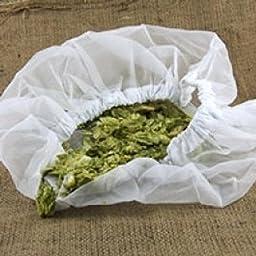 Nylon Hop Straining Bag, 1\' x 3\'