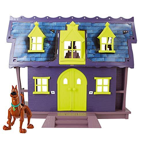Scooby Doo SCD01977 Toy Playset, Multicolor