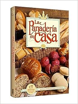 PANADERIA EN CASA SHOW DE PANES SALADOS Y DULZURAS: GRUPO CLASA: 9789974696723: Amazon.com: Books