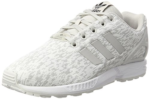 Price comparison product image Adidas ZX Flux J - BY9830 - Color Grey - Size: 4.5