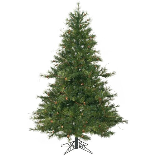 Mixed Country Pine Artificial Christmas Tree ()
