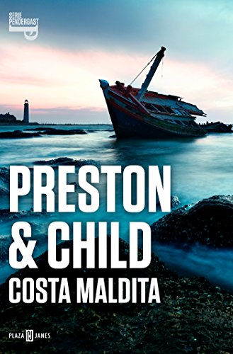Costa maldita /Crimson Shore (Inspector Pendergast / Agent Pendergast Series) (Spanish - Shore Plaza
