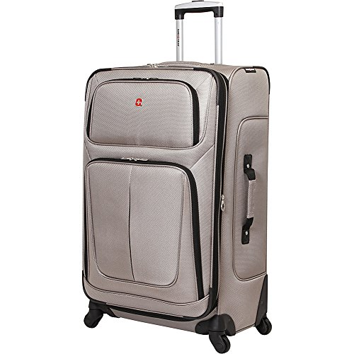 SwissGear 360 Multi-Directional Spinner Luggage Collection