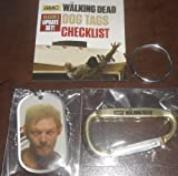THE WALKING DEAD DOG TAGS – Daryl Dixon – #4 of 24 Review