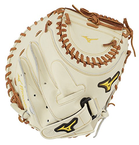 Fastpitch Series Softball (Mizuno GXS30F3 Classic Series Fastpitch Softball Catcher's Mitts, 34.5