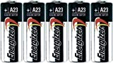 Health & Personal Care : 5 Energizer A23 GP23AE 21/23 23A 23GA MN21 GP23 23AE 12v Alkaline Batteries