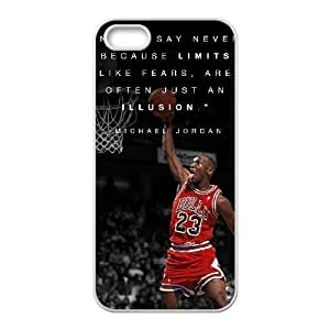 Cool Painting Michael Jordan Original New Print DIY Phone Case for Iphone 5,5S,personalized case cover case-353193