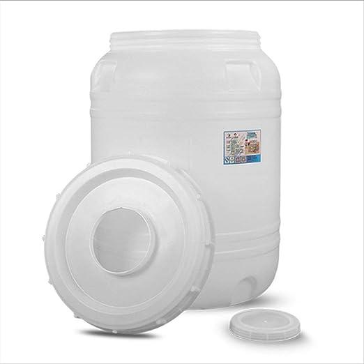 Cubo De Agua - Depósito De Agua -Depósito De Agua En Jardin-Depósito De Agua Camper-Hogar Vertical Cubo De Agua-con Cubierta Tambor Plástico con Grifo-Grado De Comida HDPE Materia Prima (Color : 10):