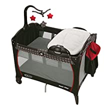 Graco Pack N Play Playard with Portable Lounger and Changer Marco