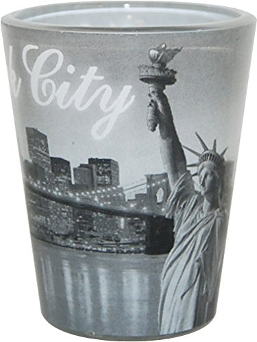 American Cities and States of Cool Shot Glass's (New ()