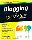 Blogging for Dummies®, Susannah Gardner and Amy Lupold Bair, 1118712099