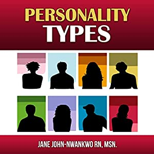 Personality Types Audiobook