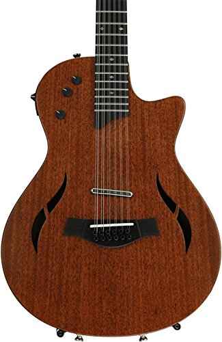 (Taylor T5z-12 Classic 12-string - Tropical Mahogany)