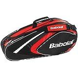 Babolat Club Line X6 Racquet Holder Yellow